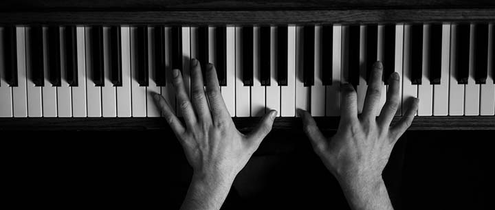 ON PIANISTS, REAL OR IMAGINARY