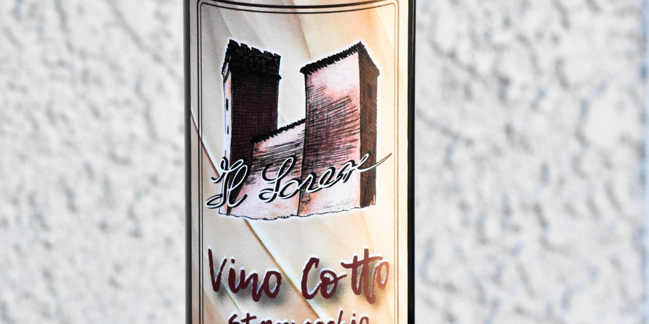 VINO COTTO, COOKED WINE; RISKY, TRADITIONAL, UNIQUE