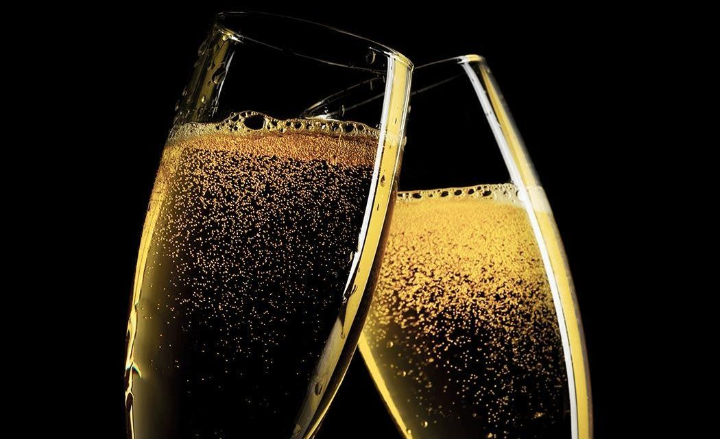 HOW CAN HUMDRUM CALIFORNIA SPARKLERS CALL THEMSELVES CHAMPAGNE? A BRIEF HISTORY