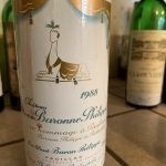 TASTING BORDEAUX 20-55 YEAR OLD; LESSONS LEARNED